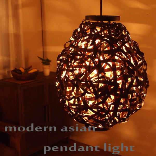 Asian Lighting Gadgets Indirect Light Pendant With Rattan Wicker Crafted A Fantastic Lamp Shades Fashionable Ethnic Ceiling