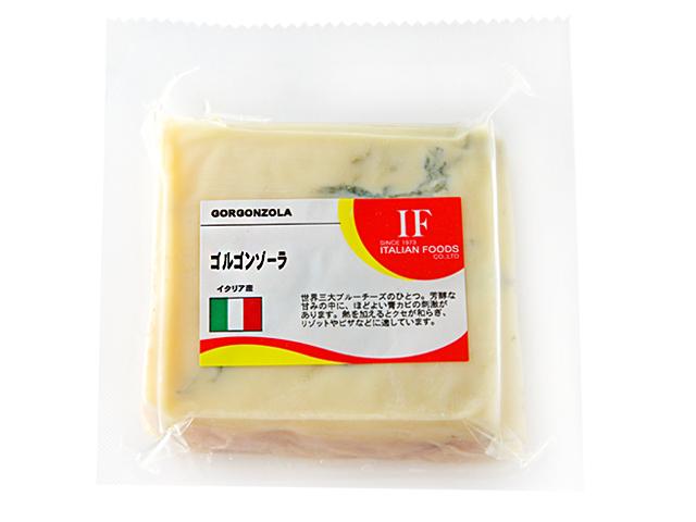 初回限定 完全送料無料 世界三大ブルーチーズのひとつ 芳醇な甘みの中に ほどよい青カビの刺激があります 熱を加えるとクセが和らぎ イタリア ゴルゴンゾーラ 100g_it リゾットやピザなどに適しています