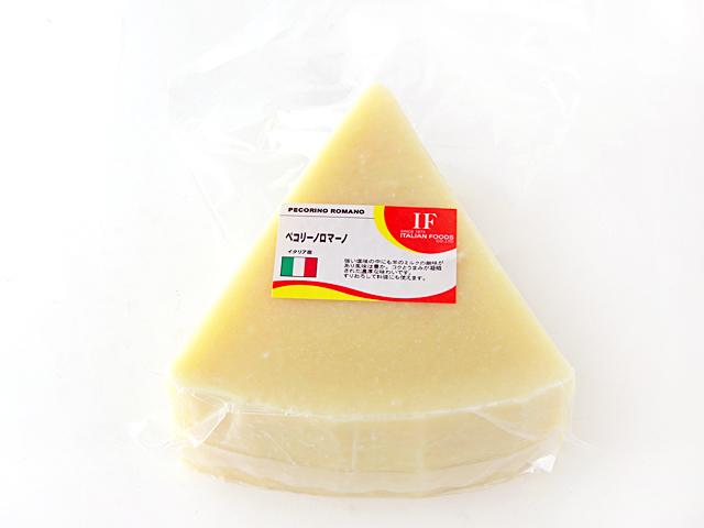 強い塩味の中にも羊のミルクの酸味があり風味は豊か コクとうまみが凝縮された濃厚な味わいです すりおろして料理にも使えます イタリア 最安値 ペコリーノロマーノ D.O.P 期間限定で特別価格 100gで再計算 税抜390円 税込421円 約500gカット it 不定貫