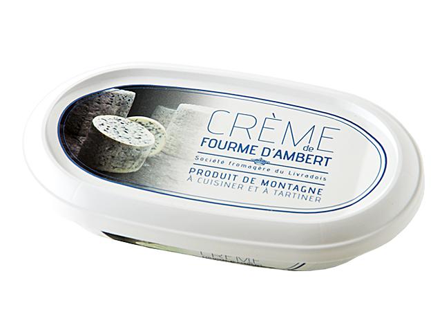 フランス 入手困難 オーヴェルニュ地方を代表するフルムダンベールにクリームを添加して 口どけなめらかなペースト状に仕上げました クレーム 授与 フルムダンベール ド 150g2021年2月26日賞味期限の商品