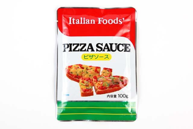 今季も再入荷 トマトをたっぷり使い ピザ用に仕上げたソースです ピッツァソース 100g 期間限定お試し価格 ピザソース