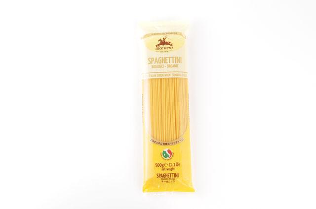 有機デュラムセモリナ小麦を100%使用 少し細めの太さ1.4mm アルチェネロ 有機スパゲッティーニ 新作製品、世界最高品質人気! nero_it セール価格 500g 1.4mm オーガニックalce