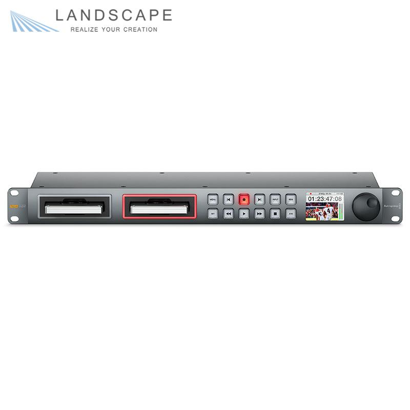 Blackmagic HyperDeck Studio 12G〔HYPERD/ST/12G〕