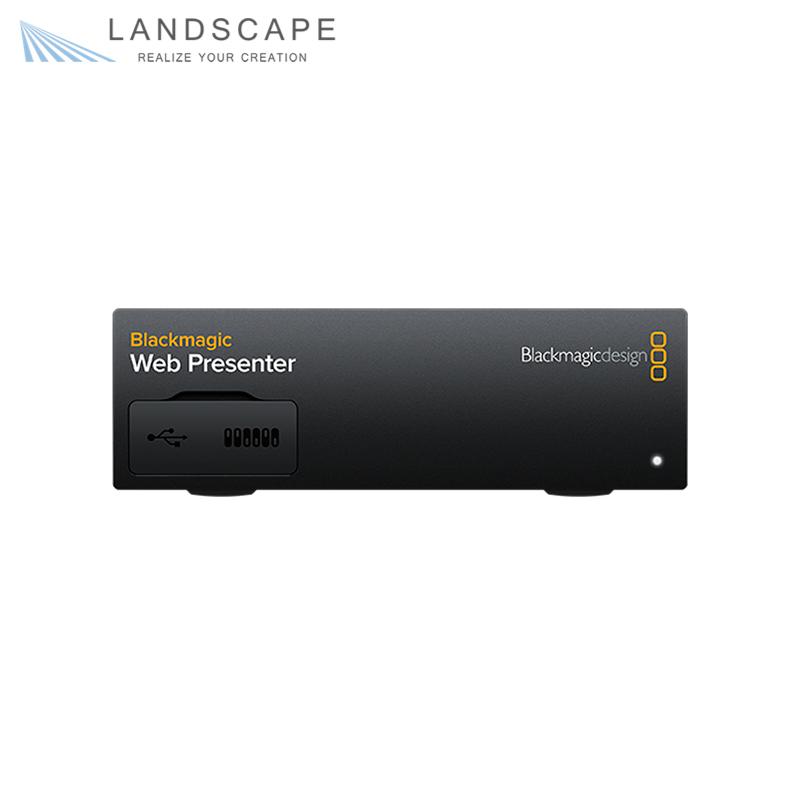 Blackmagic Web Presenter〔BDLKWEBPTR〕