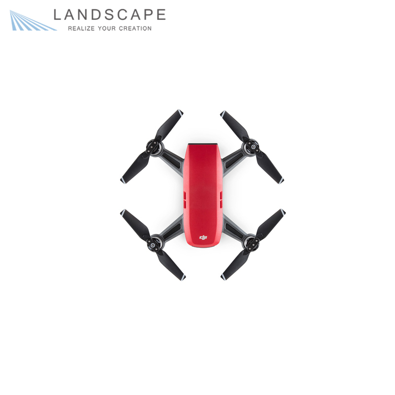 DJI Spark Fly Moreコンボ (ラヴァレッド)〔CP.PT.000921〕
