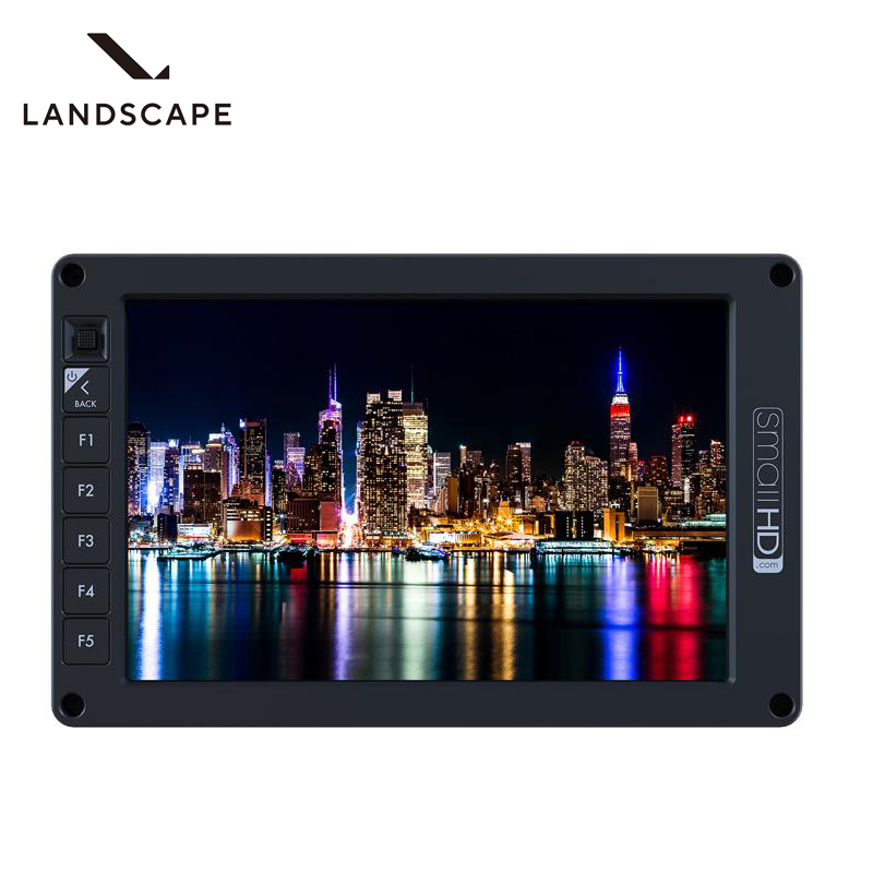 Small HD 702-OLED On-Camera Monitor(MON-702-OLED)