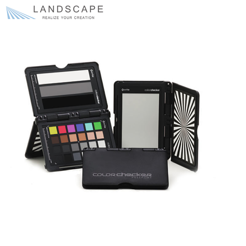 X-rite ColorChecker Passport Video (カラーチェッカー・パスポートビデオ)
