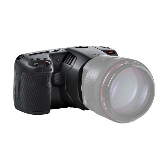 Blackmagic Pocket Cinema Camera 6K (BMPCC6K)〔CINECAMPOCHDEF6K〕