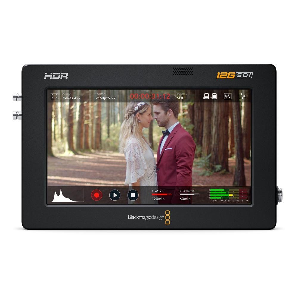 2019年9月中の発売予定です。ただいまご注文受付中! Blackmagic Video Assist 12G HDR 5インチ〔HYPERD/AVIDA12-5HDR〕