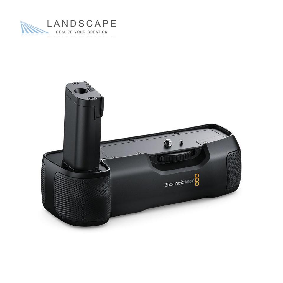Blackmagic Pocket Cinema Camera 4K/6K用 バッテリーグリップ〔CINECAMPOCHDXBT〕