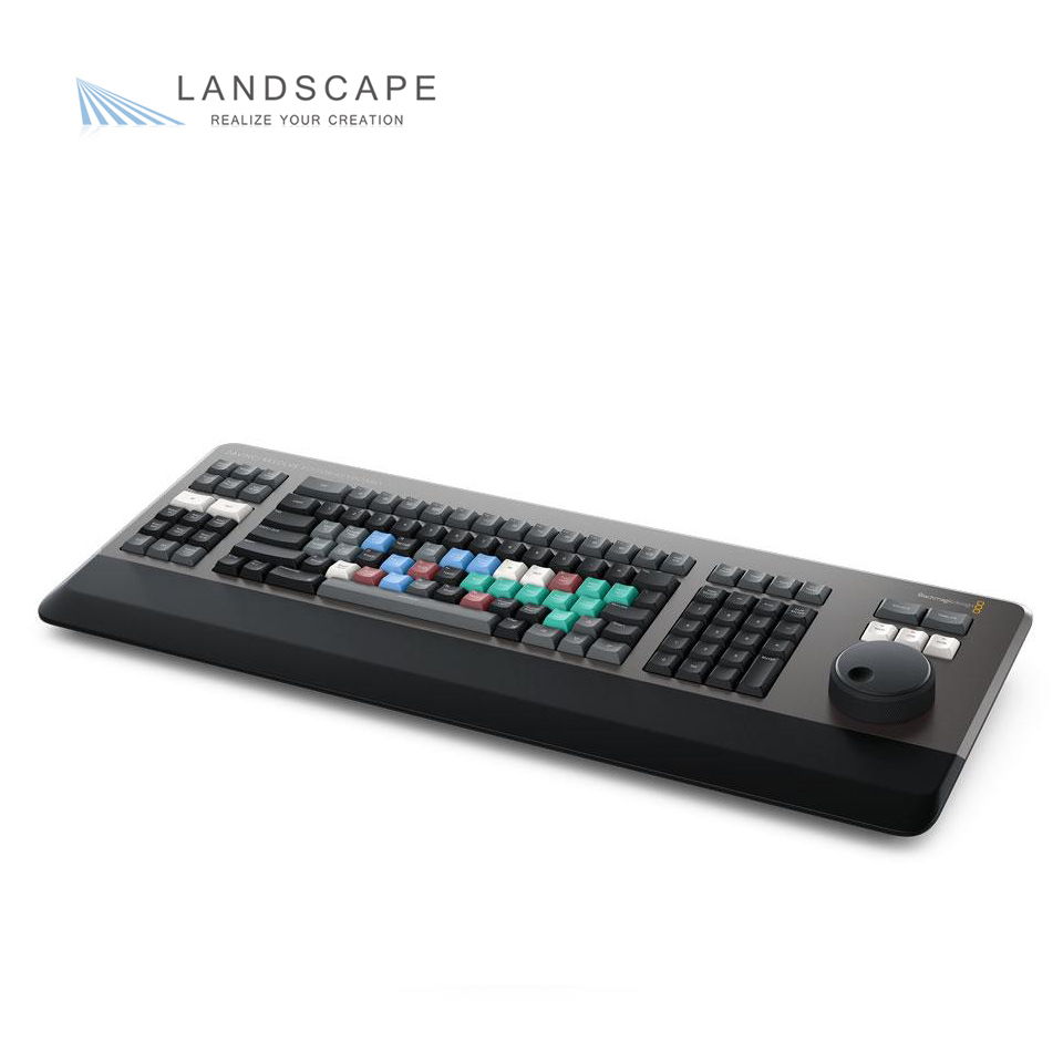 Blackmagic Design DaVinci Resolve Editor Keyboard〔DV/RES/BBPNLMLEKB〕
