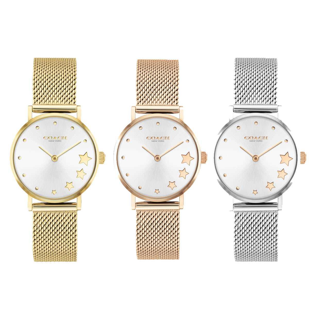 コーチ 腕時計 レディース ブランド 時計 かわいい COACH Perry 後払い 女性 ペリー お求めやすく価格改定 OUTLET SALE おしゃれ
