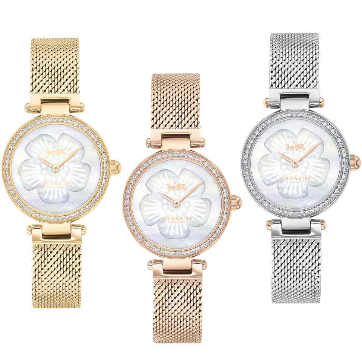 コーチ 腕時計 レディース ブランド 時計 かわいい ストア 後払い Park パーク COACH 女性 おしゃれ 高価値