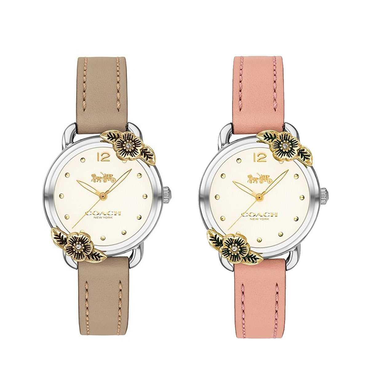 コーチ 腕時計 ※アウトレット品 レディース ブランド 時計 かわいい 後払い おしゃれ 女性 正規店 Delancey デランシー COACH
