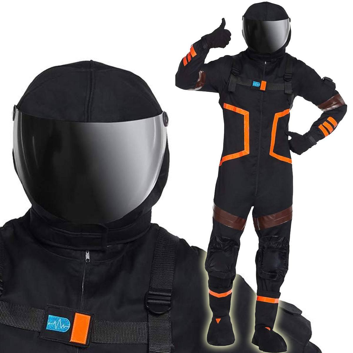 フォートナイト コスプレ ダークボイジャー 大人用 コスチューム 服 グッズ スキン 公式 Fortnite