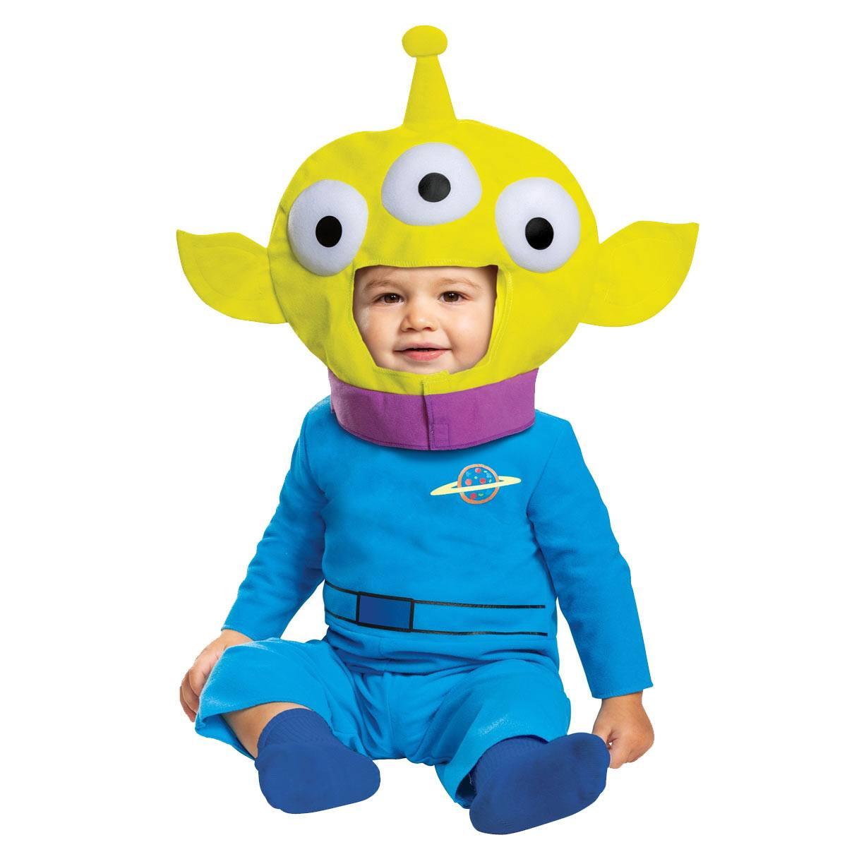 トイストーリー4 エイリアン 仮装 幼児用 衣装 ベービー用 着ぐるみ キッズ用 ハロウィン Toy Story 4