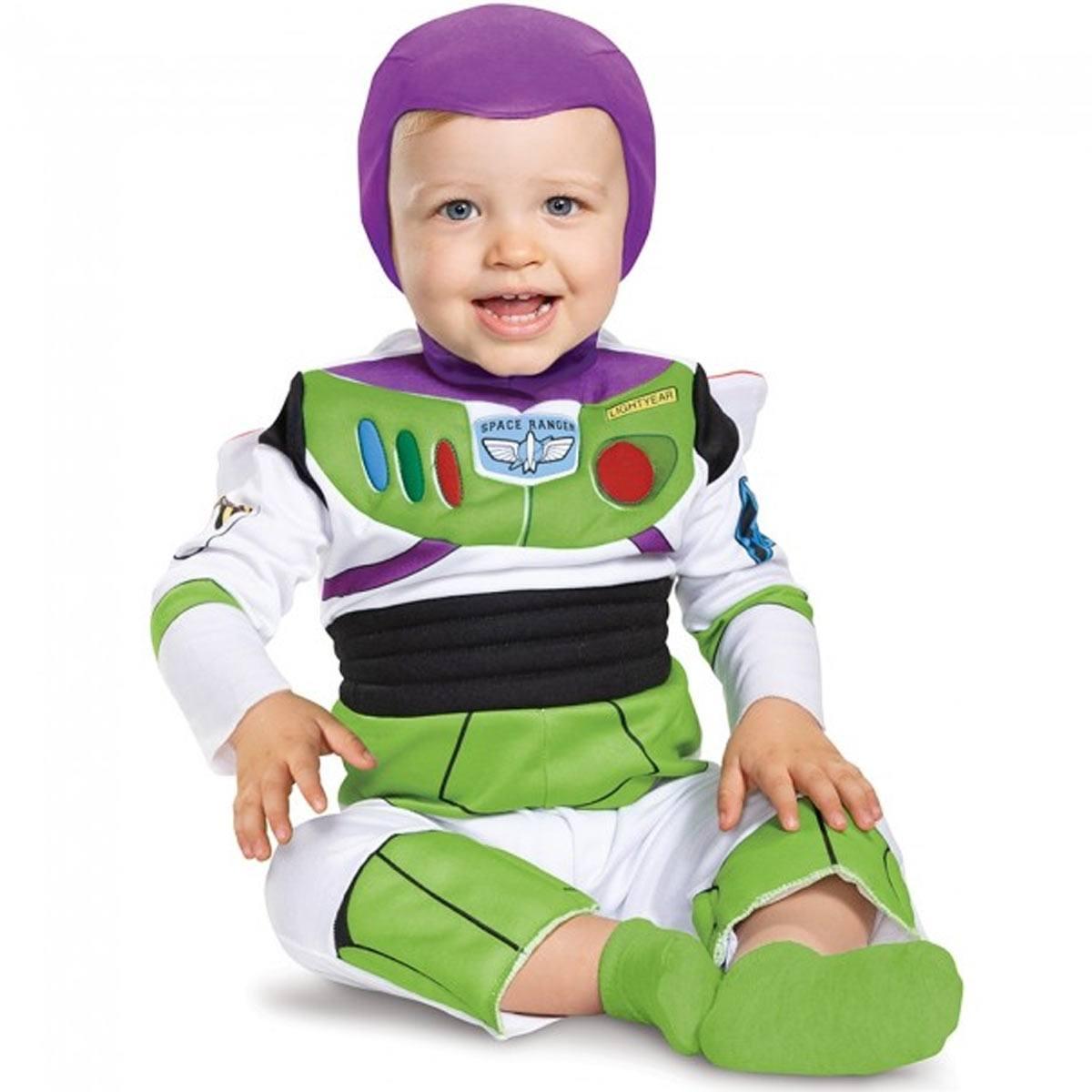 トイストーリー4 バズライトイヤー 仮装 幼児用 衣装 ベービー用 着ぐるみ キッズ用 ハロウィン Toy Story 4