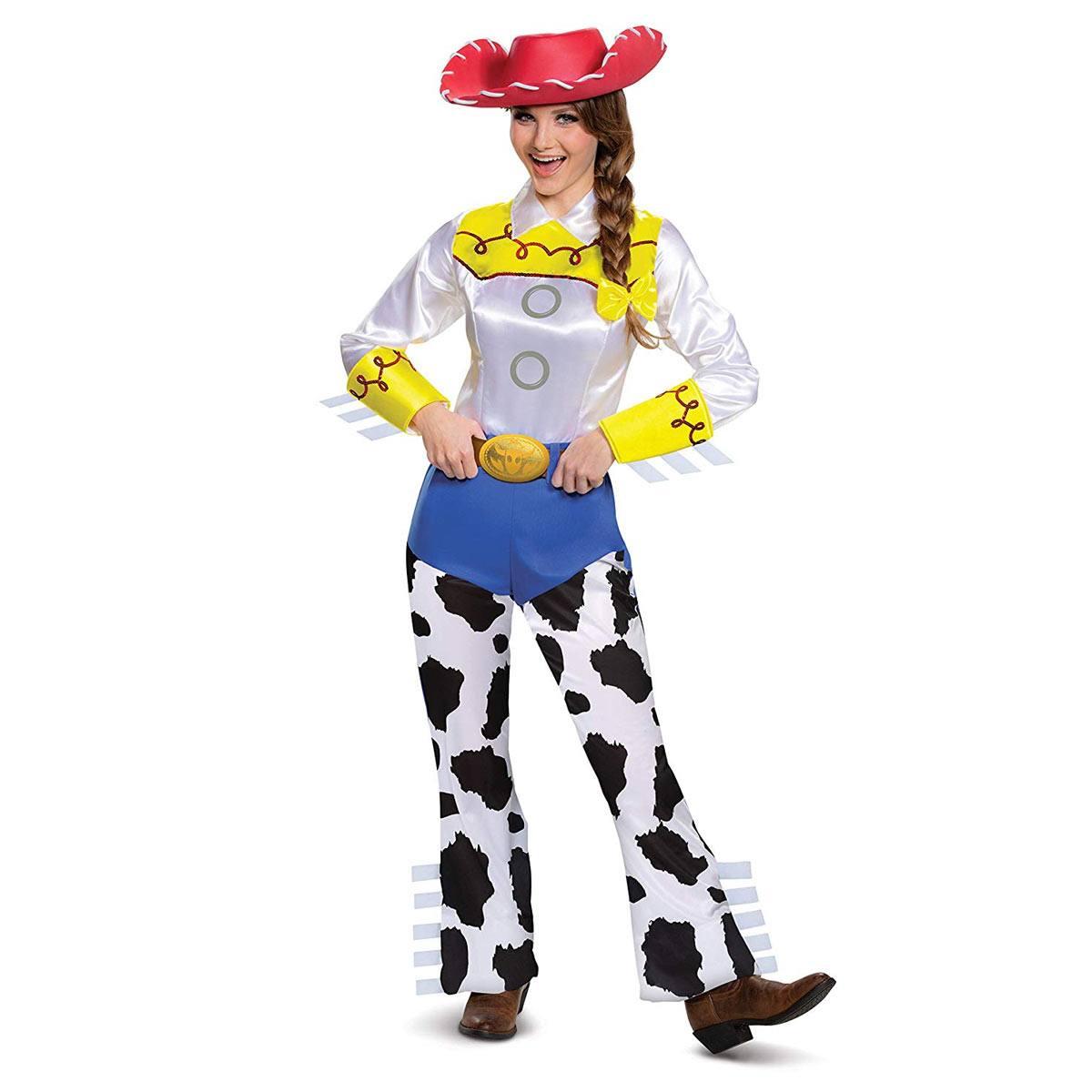 トイストーリー4 ジェシー 仮装 大人用 衣装 コスプレ ハロウィン カーボーイ ディズニー Toy Story 4