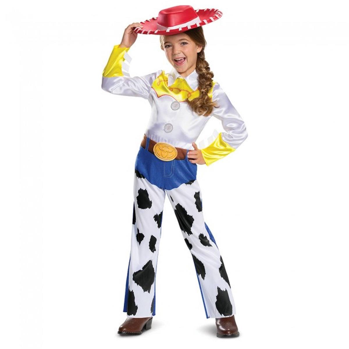 トイストーリー4 ジェシー 仮装 子供用 衣装 キッズ用 ハロウィン 変身セット ディズニー Toy Story 4