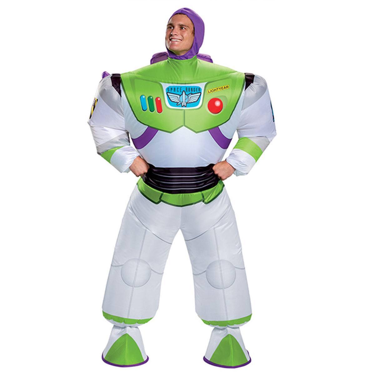 トイストーリー4 バズライトイヤー 仮装 大人用 衣装 コスプレ ハロウィン ディズニー Disney Toy Story 4