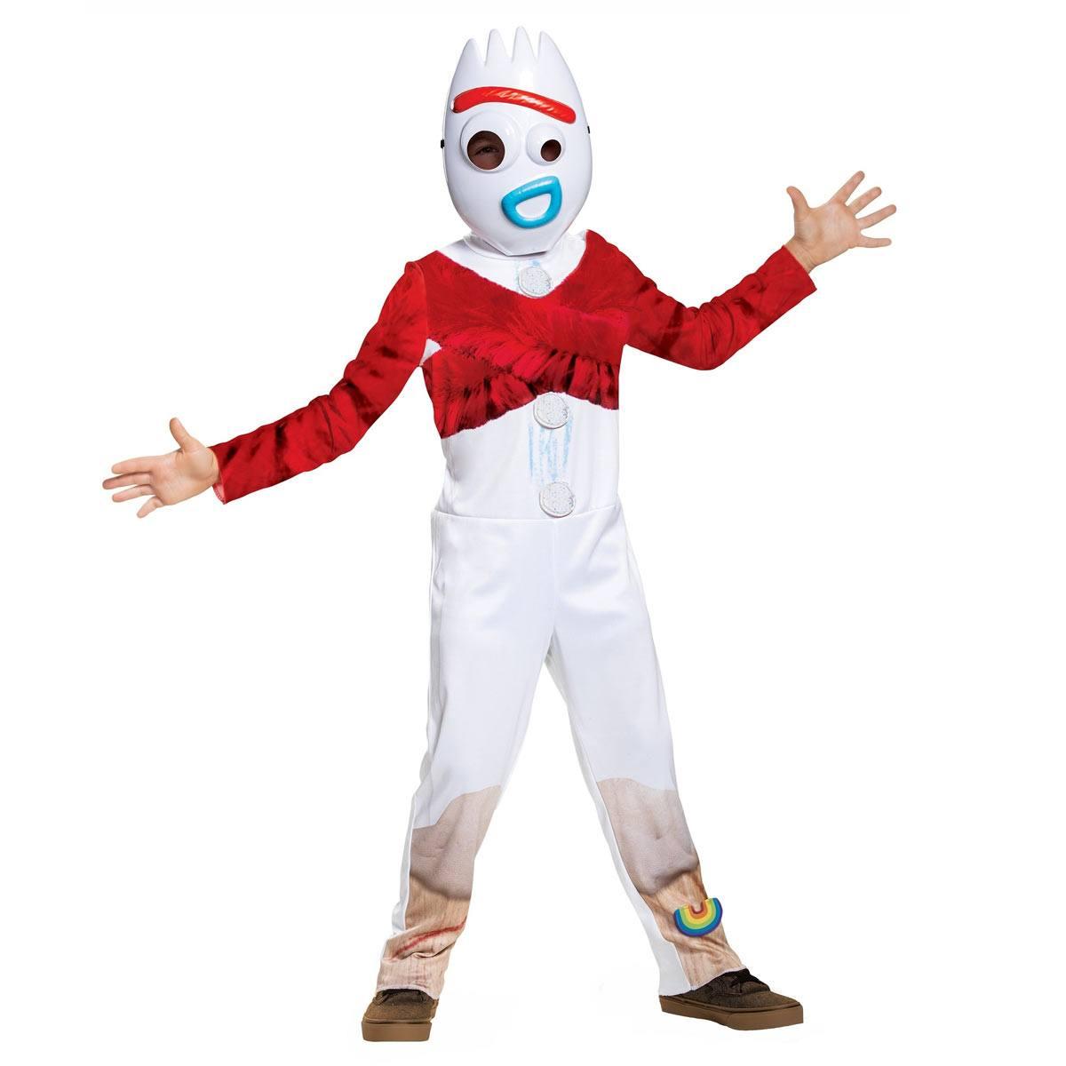 トイストーリー4 フォーキー 仮装 幼児用 衣装 キッズ用 ハロウィン 子供用 ディズニー Toy Story 4
