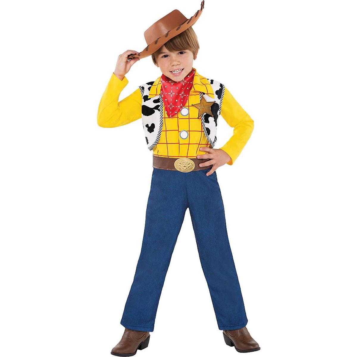 ディズニー トイストーリー ウッディ コスプレ コスチューム 子供服 なりきり ハロウィン バズ ディズニー公式 Disny Toy Story