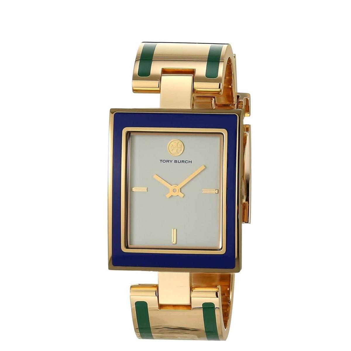 トリーバーチ 時計 即出荷 腕時計 ◆在庫限り◆ レディース ブレスレット Burch ブランド Tory スクエア おしゃれ