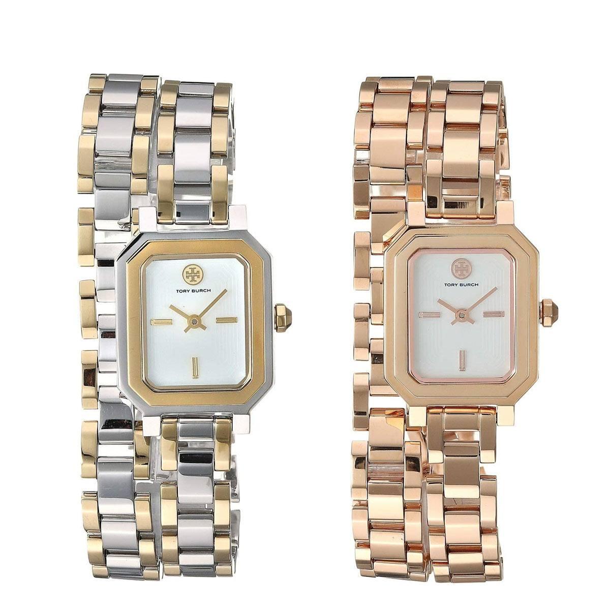 トリーバーチ 時計 大好評です 永遠の定番 腕時計 レディース ブレスレット Burch Tory スクエア ブランド おしゃれ