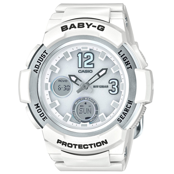 【CASIO/カシオ】 【BABY-G/ベイビーG】Ref:BGA-2100-7BJF レディース腕時計 人気[新品]