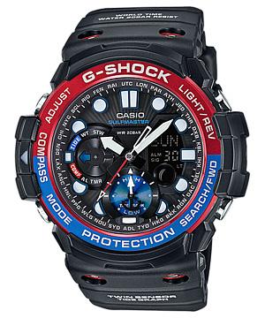 【CASIO/カシオ】 【G-SHOCK/ジーショック】Ref:GN-1000-1AJF メンズ腕時計 人気[新品]
