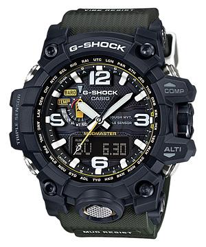 【CASIO/カシオ】 【G-SHOCK/ジーショック】Ref:GWG-1000-1A3JF メンズ腕時計 人気[新品]