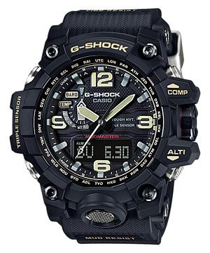 【CASIO/カシオ】 【G-SHOCK/ジーショック】Ref:GWG-1000-1AJF メンズ腕時計 人気[新品]