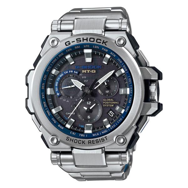 【送料無料】[CASIO/カシオ] [G-SHOCK/G-ショック] GPSハイブリッド電波ソーラー TOUGH MVT. MULTI BAND 6Ref:MTG-G1000D-1A2JF メンズ腕時計 [国内正規品]