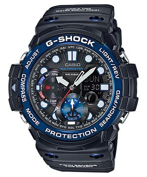 【CASIO/カシオ】 【G-SHOCK/ジーショック】Ref:GN-1000B-1AJF メンズ腕時計 人気[新品]