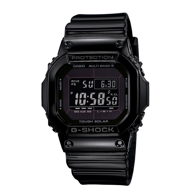 【送料無料】 【CASIO/カシオ】 G-SHOCK REF:GW-M5610BB-1JF メンズ腕時計 新品 人気 ブラック