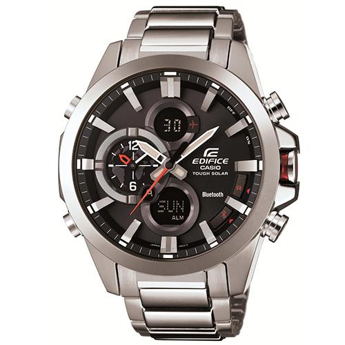 【送料無料】 【CASIO/カシオ】【EDIFICE】Ref:ECB-500D-1AJF メンズ腕時計 人気[新品]