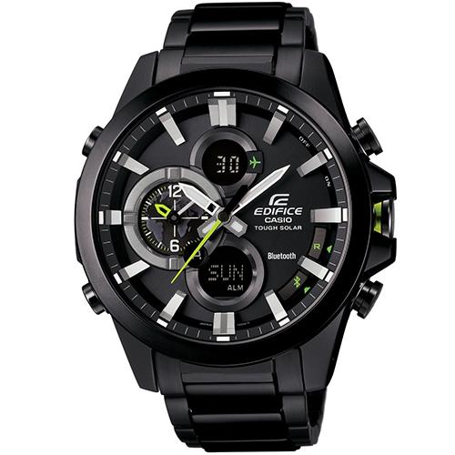 【送料無料】 【CASIO/カシオ】【EDIFICE】Ref:ECB-500DC-1AJF メンズ腕時計 人気[新品]