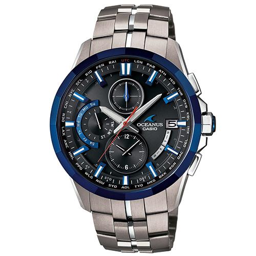【送料無料】 【CASIO/カシオ】【OCEANUS】Ref:OCW-S3001E-1AJF メンズ腕時計 人気[新品]