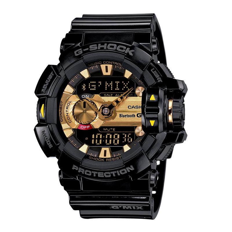 【送料無料】 【CASIO/カシオ】 G-SHOCK REF:GBA-400-1A9JF メンズ腕時計 新品 人気 ブラック