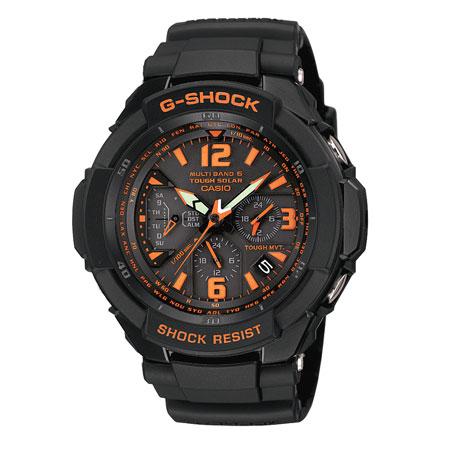 【送料無料】 【CASIO/カシオ】 G-SHOCK REF:GW-3000B-1AJF メンズ腕時計 新品 人気 ブラック