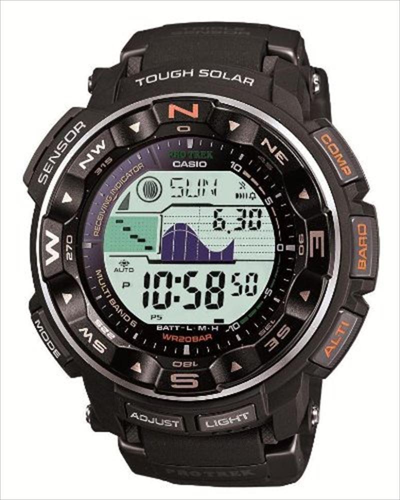【送料無料】 【CASIO/カシオ】 PROTREK REF:PRW2500-1JF メンズ腕時計 新品 人気