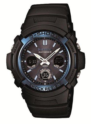 【CASIO/カシオ】 G-ショック 腕時計 ジーショック REF:AWG-M100A-1AJF[新品]