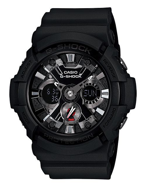 【送料無料】 【CASIO/カシオ】 G-ショック 腕時計 ジーショック REF:GA-201-1AJF[新品]