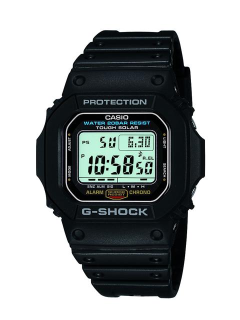 【送料無料】 【CASIO/カシオ】 G-ショック 腕時計 ジーショック REF:G-5600E-1JF[新品]