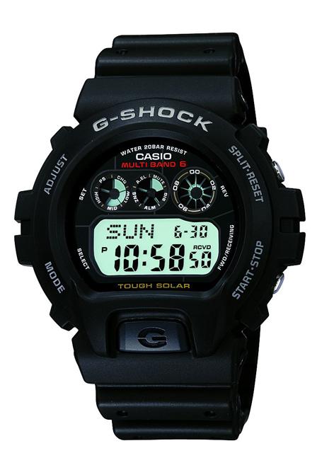 【送料無料】 【CASIO/カシオ】 G-ショック 腕時計 ジーショック REF:GW-6900-1JF[新品]