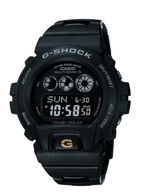 【送料無料】 【CASIO/カシオ】 G-ショック 腕時計 ジーショック REF:GW-6900BC-1JF[新品]