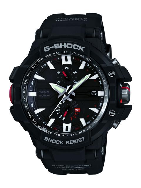 【送料無料】 【CASIO/カシオ】 G-ショック 腕時計 ジーショック スカイコックピット REF:GW-A1000-1AJF[新品]