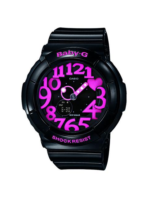 [CASIO/カシオ][BABY-G] Neon Dial Series BGA-130-1BJF [新品]【送料無料】
