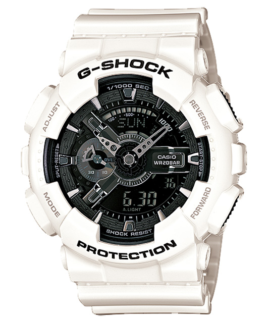 [CASIO/カシオ][G-SHOCK] BIG CASE GA-110GW-7AJF [新品]【送料無料】