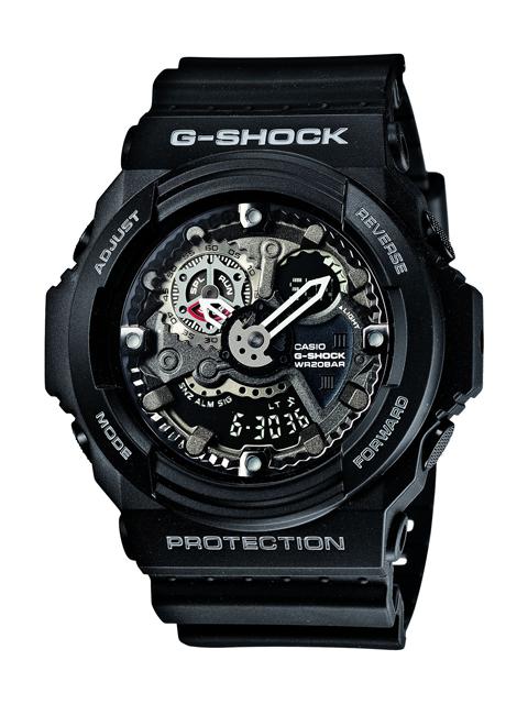 [CASIO/カシオ][G-SHOCK] BIG CASE GA-300-1AJF [新品]【送料無料】